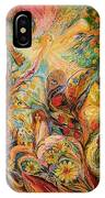 The Temptation Of Adam IPhone Case