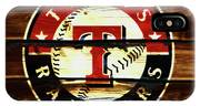 The Texas Rangers 2w IPhone Case