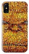 The Thing Mosaic IPhone Case