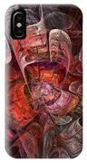 The Third Voice - Fractal Art IPhone Case