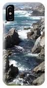 The Tintagel Coast IPhone Case