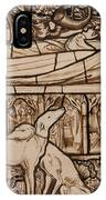 The Tomb Of Tristram And Iseult IPhone Case