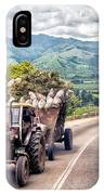 The Tractor IPhone Case