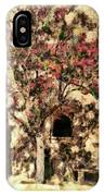 The Tree In The Corner Of The Courtyard IPhone X Case