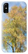 Town Tree  IPhone Case