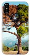 The Tree Of Life And Dead IPhone Case