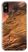 The Tree Of Zion IPhone Case