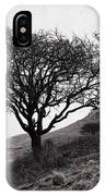 The Tree On The Fell IPhone Case