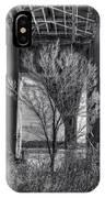 The Tree Under The Bridge IPhone Case