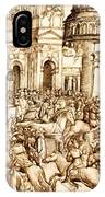 The Triumph And Vespasian De Titus 1500 IPhone Case