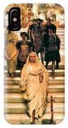 The Triumph Of Titus IPhone Case