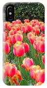 The Tulips Are Coming IPhone Case