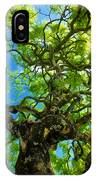 The Tuscan Tree IPhone Case