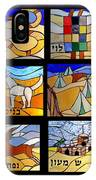 The Twelve Tribs Of Isral IPhone Case