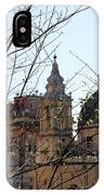 The Twin Churches IPhone Case
