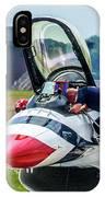 The United States Thunderbirds IPhone Case