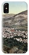 The Vale Of Nablus IPhone Case