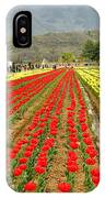 The Valley Blooms IPhone Case
