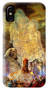 The Valley Of Sphinks IPhone Case