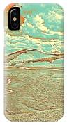 The Valley Of Winding Snake River IPhone Case