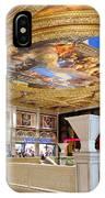 The Venetian Hotel Lobby IPhone Case