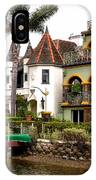 The Venice Canal Historic District IPhone Case