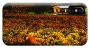 The Vines During Autumn IPhone Case