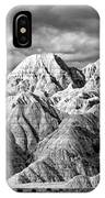 The Wall Black And White IPhone Case