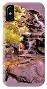 The Water Falls IPhone X Case