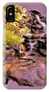 The Water Falls IPhone Case