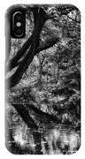 The Water Margins - Monochrome  IPhone Case