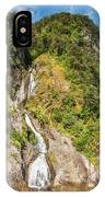 'the Water Of Life' Spring At Doubtful Sound IPhone Case