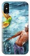 The Water Wall IPhone Case