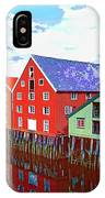 The Waterfront IPhone Case