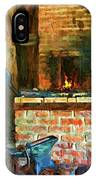 The Way We Were - The Blacksmith - Paint IPhone Case