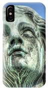 The Weeping Sculpture IPhone Case