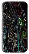 The Wheel IPhone Case