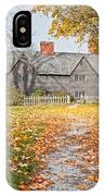 The Whipple House IPhone Case