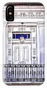 The White Balcony IPhone Case