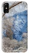 The White Forest IPhone Case