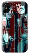 The Who Poster  IPhone Case