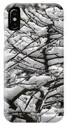 The Winter Has Arrived IPhone Case