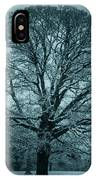 The Winter Tree IPhone X Case