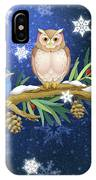 The Winter Watch IPhone Case