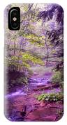 The Wonder Of Nature IPhone Case