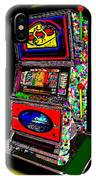 the World-Trade-Slot-Machine IPhone Case