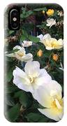 The Yellow Roses Of Fulton Street IPhone Case