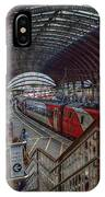 The York Train Station IPhone Case