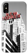 The Yorker IPhone Case
