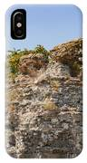 Theodosian Walls - View 1 IPhone Case